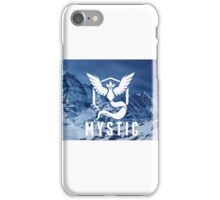 Pokemon Go Team Mystic (Blue Team) iPhone Case/Skin