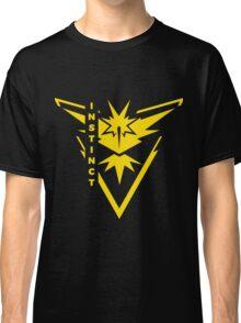 Pokemon Go - Team Instinct (Team Yellow) - Vertical Classic T-Shirt