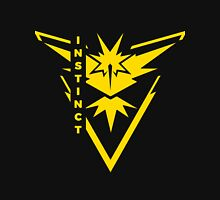 Pokemon Go - Team Instinct (Team Yellow) - Vertical Unisex T-Shirt
