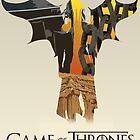 Khaleesi Breaker of Chains by thyearlofgrey