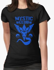 Mystic Club Womens Fitted T-Shirt