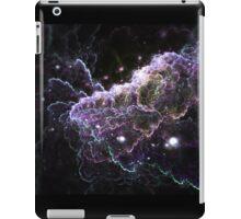 Purple Cloud - Abstract Fractal Artwork iPad Case/Skin