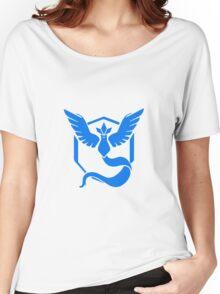Pokemon Go Team Mystic (Blue Team) Women's Relaxed Fit T-Shirt