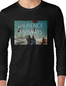 LAURENCE ANYWAYS frame Moderat (Xavier Dolan) Long Sleeve T-Shirt