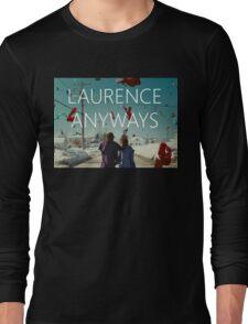 LAURENCE ANYWAYS frame Moderat (Xavier Dolan) Long Sleeve T-Shirt