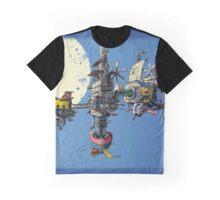 The Adventures of Dr. H.R. SchnickelFritz Graphic T-Shirt
