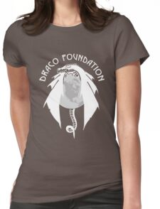 Draco Foundation Womens Fitted T-Shirt