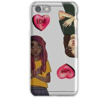 Love Won (and Continues to Win) iPhone Case/Skin