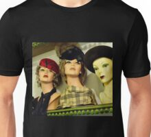 Models With Hats Unisex T-Shirt