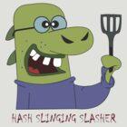 The Hash Slinging Slasher by Guffrey