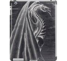 Black and White Dragon. iPad Case/Skin
