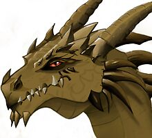 Dragon Head  by Wookiee