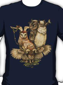 Goatowls (colour) T-Shirt
