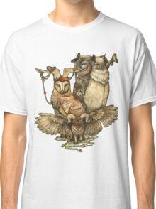 Goatowls (colour) Classic T-Shirt