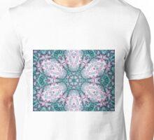 Mandala - Abstract Fractal Artwork Unisex T-Shirt