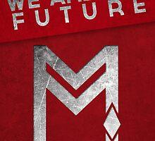 vote Magneto campaign  by marlaehrhardt