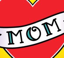 Classic Mom tattoo design Sticker