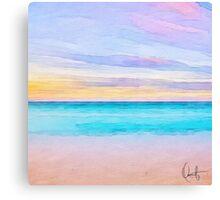 Las Terrenas Canvas Print