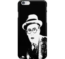 Harold Lloyd Is Surprised iPhone Case/Skin