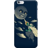 how to defeat the moon iPhone Case/Skin