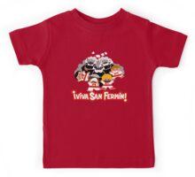 Viva San Fermin!!! Kids Tee