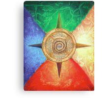 Five Elements of Magick Canvas Print