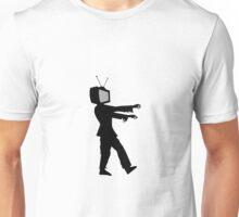 TV Zombie Unisex T-Shirt