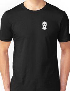 Balaclava Tee (White) Unisex T-Shirt