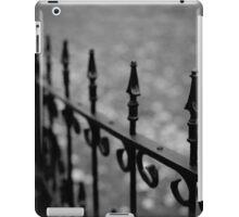 Gothic Fence iPad Case/Skin