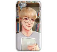 Bookshelf Jin iPhone Case/Skin