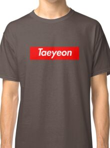 Taeyeon Supreme Why Classic T-Shirt