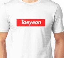 Taeyeon Supreme Why Unisex T-Shirt