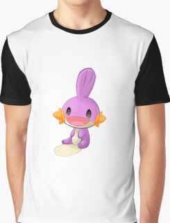 Cute Mudkip shiny Graphic T-Shirt