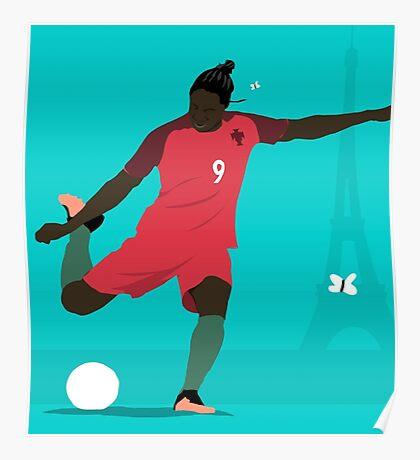 Eder euro 2016 Poster