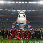Portugal celebration euro 2016 by NiceThings