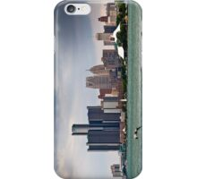 Detroit From Belle Isle iPhone Case/Skin