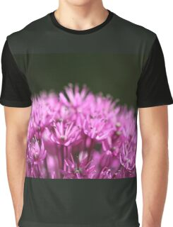Flower, close-up Graphic T-Shirt