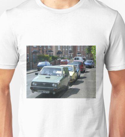 reliable robin, robin, robin Unisex T-Shirt