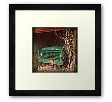 Ford Truck Framed Print