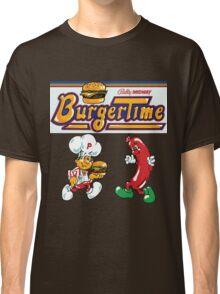 Burgertime Arcade Game  Classic T-Shirt
