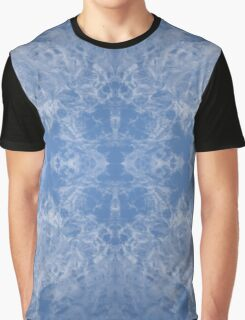 Mirrored Clouds Graphic T-Shirt