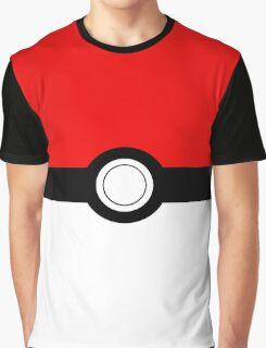 Poké ball GO! Graphic T-Shirt