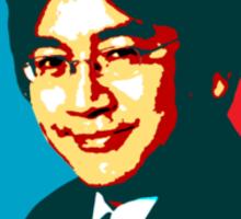 YES Wii U Sticker