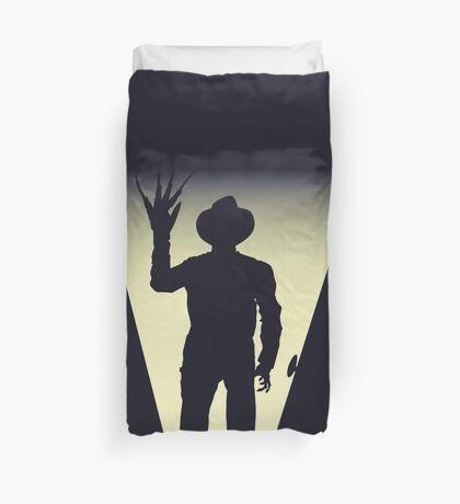 Freddy Nightmare on Elm Street Duvet Duvet Cover