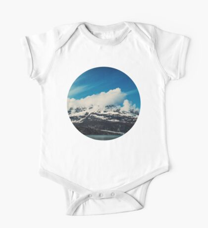 Alaska Mountain One Piece - Short Sleeve