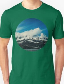 Alaska Mountain Unisex T-Shirt