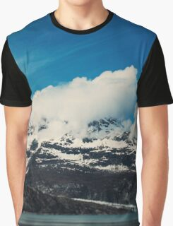 Alaska Mountain Graphic T-Shirt