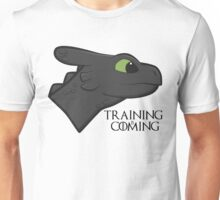 Training Is Coming Unisex T-Shirt