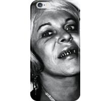 Genesis Bryer P-Orridge iPhone Case/Skin