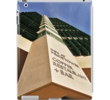 The Price Tower Rises iPad Case/Skin